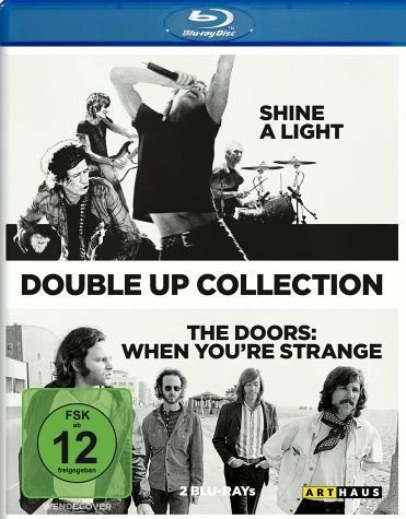 Blu-ray »Double Up Collection: The Doors - When You're...«