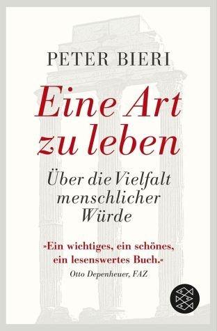 Broschiertes Buch »Eine Art zu leben«
