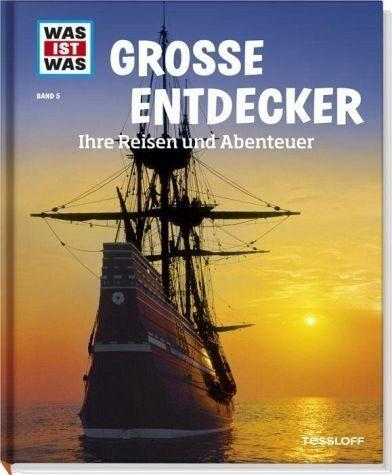Gebundenes Buch »Große Entdecker / Was ist was Bd.5«