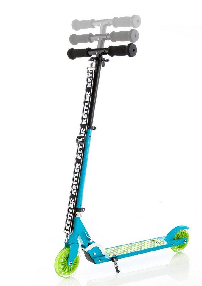 Kettler® Scooter Zig-Zag, »Zero 5« in blau