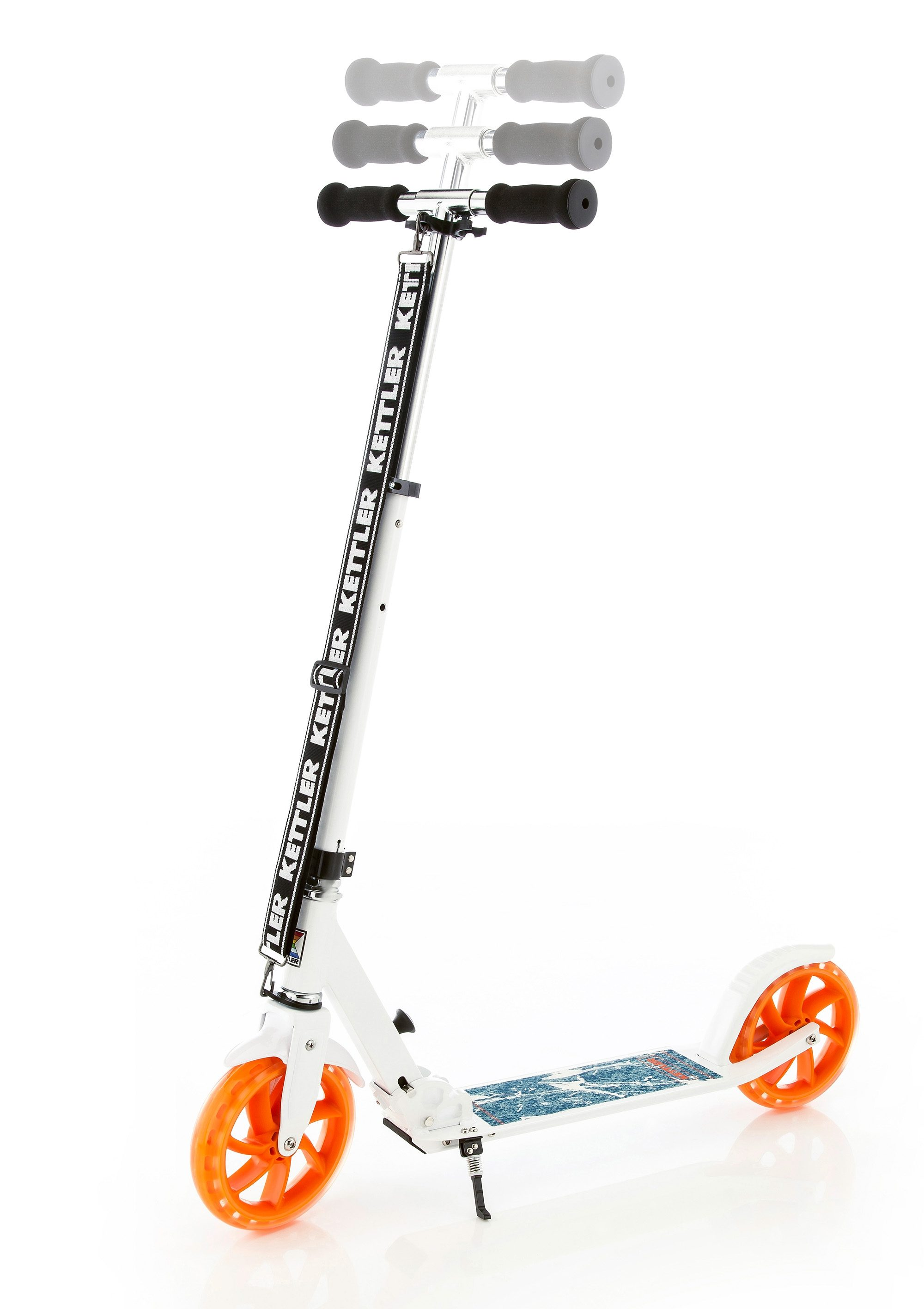 Kettler® Scooter Authentic blue, »Zero 8«