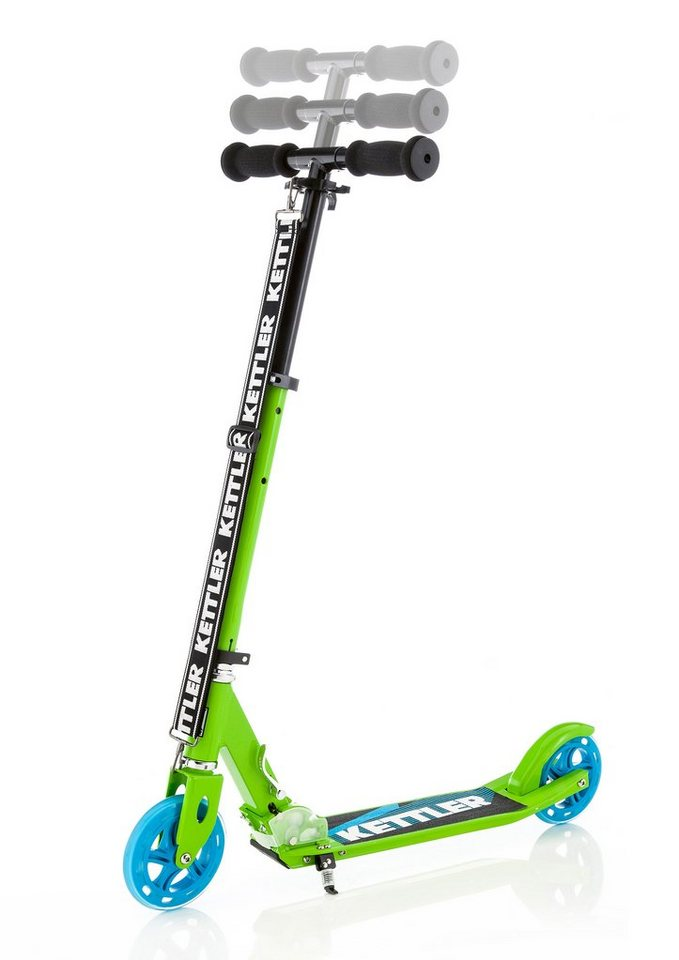 Kettler® Scooter Greenatic, »Zero 6« in grün/blau