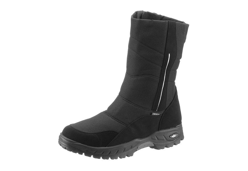 LICO Stiefel mit Tex Ausstattung in schwarz