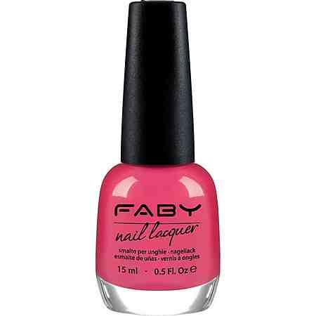 Faby, »Pink Töne«, Nagellack
