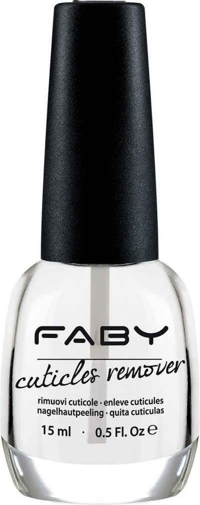 FABY Nagelhautgel »Cuticles Remover«