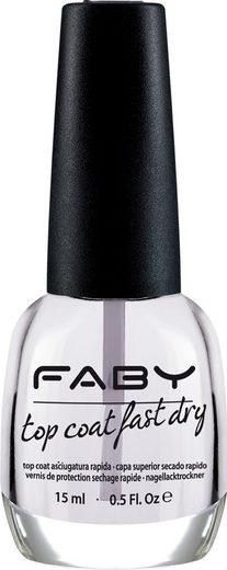 FABY Überlack »Top Coat Fast Dry«