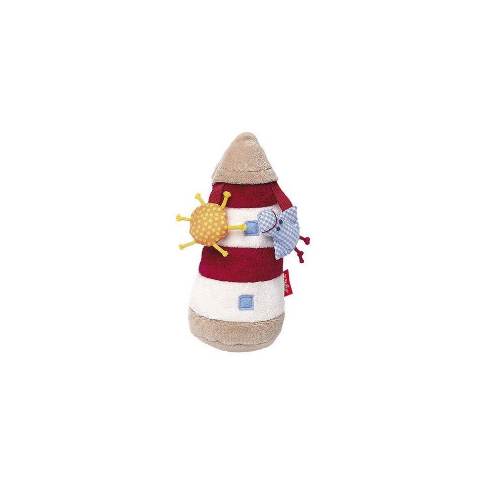 sigikid Rassel Leuchtturm Toy Ahoi!