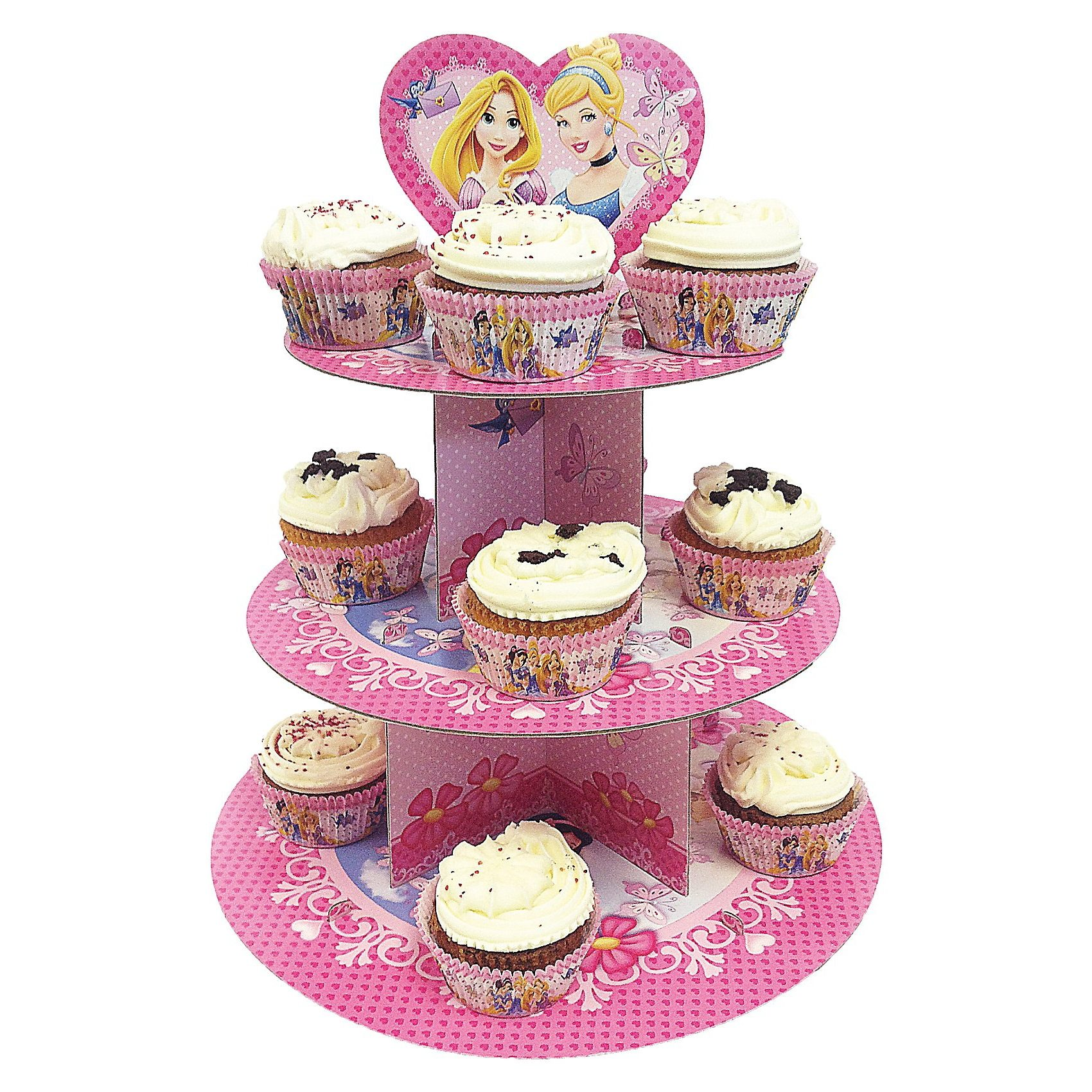 Amscan Muffinetagere Disney Princess