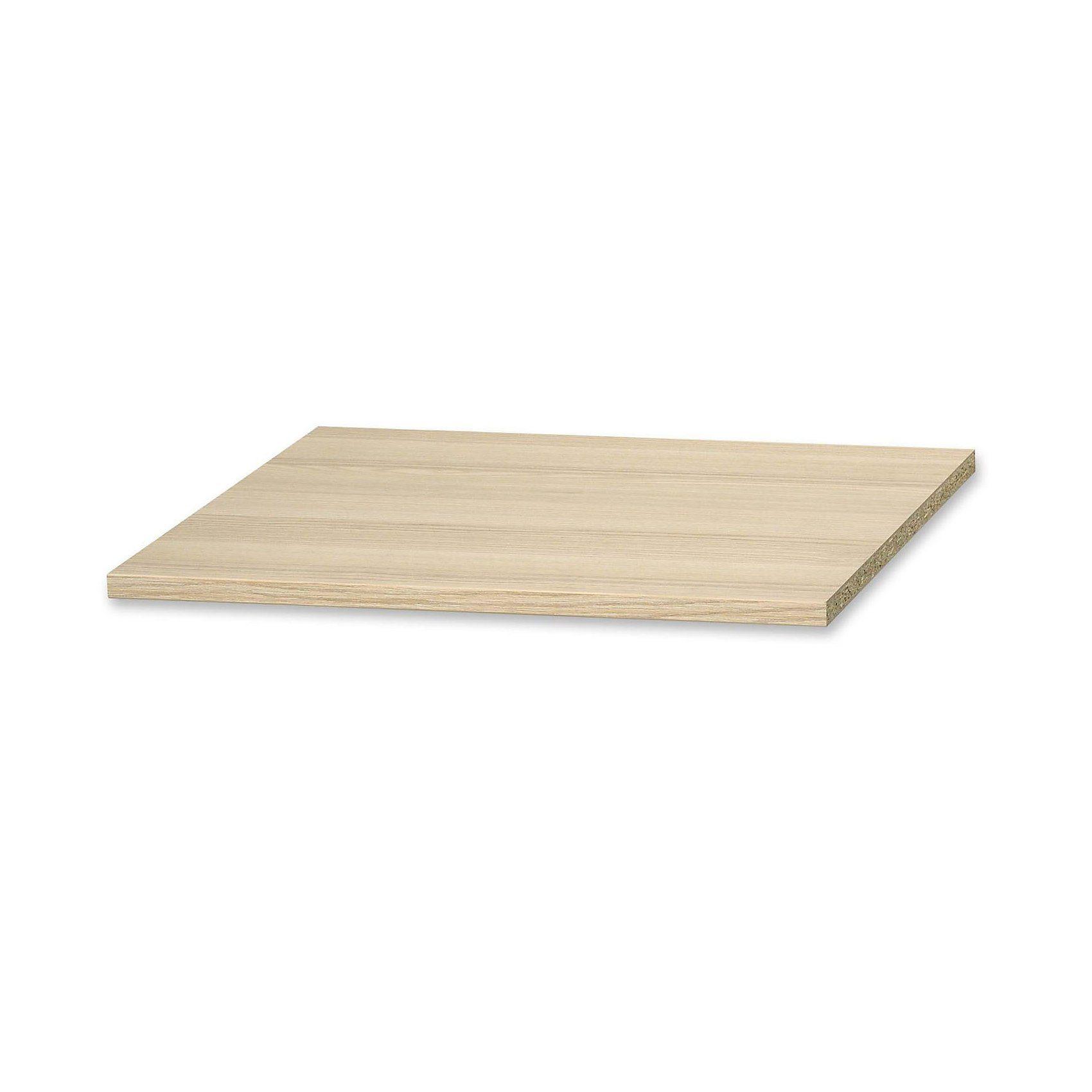 Wellemöbel Zubehör: Einlegeboden für Kleiderschrank LASSE, 3-türig (1 S