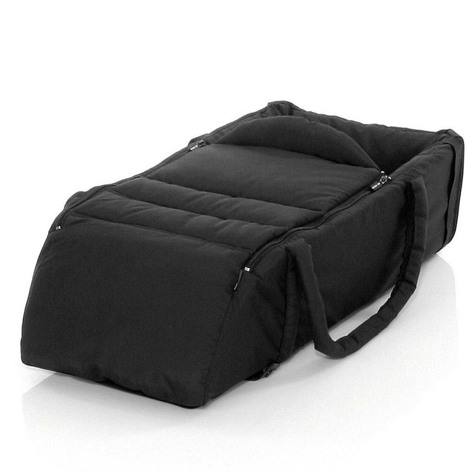 ABC Design Tragetasche Carry Soft, black in schwarz