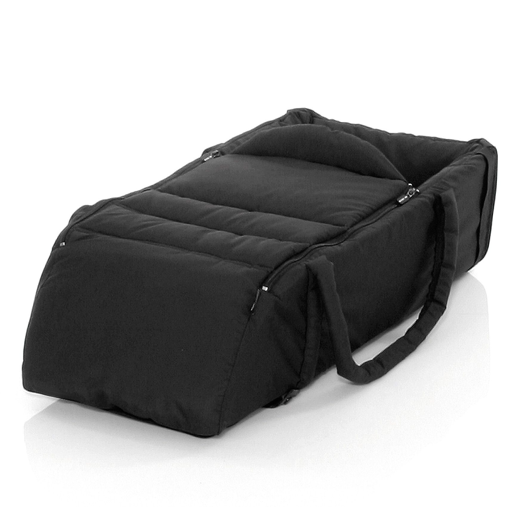 ABC Design Tragetasche Carry Soft, black