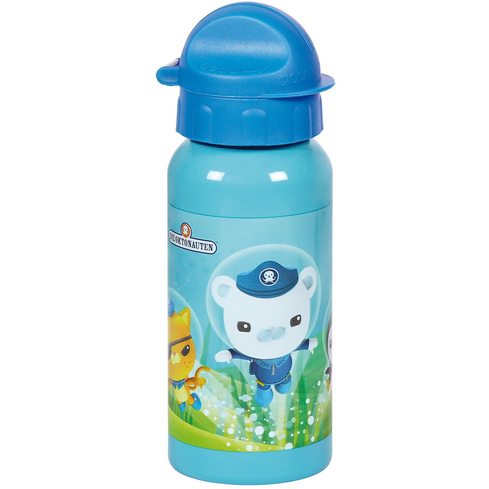 Alu Trinkflasche Oktonauten 395 ml