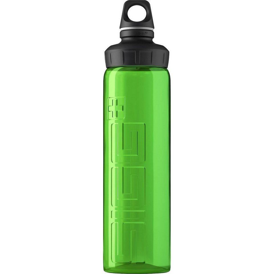 SIGG Trinkflasche VIVA Green transpareent, 750 ml in grün