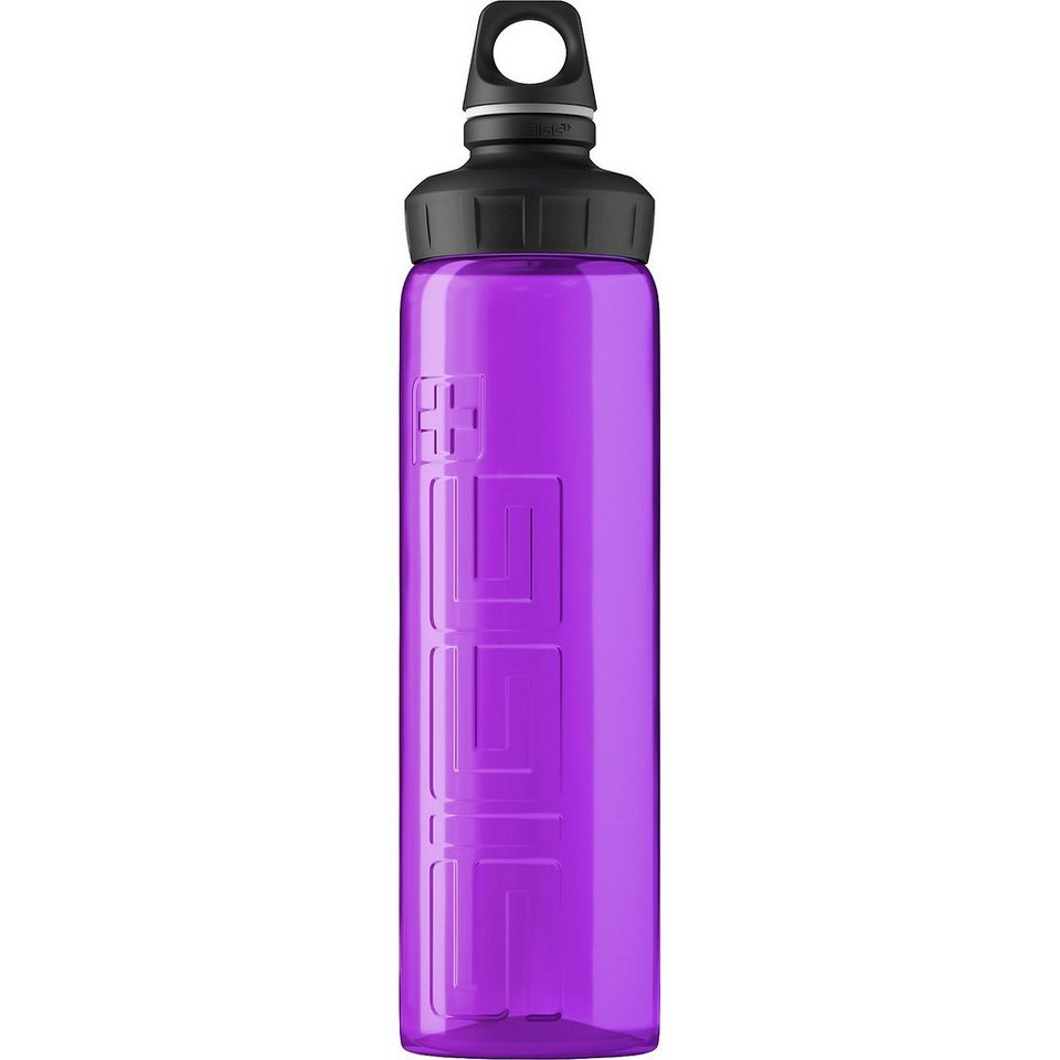 SIGG Trinkflasche VIVA Purple transparent, 750 ml in lila