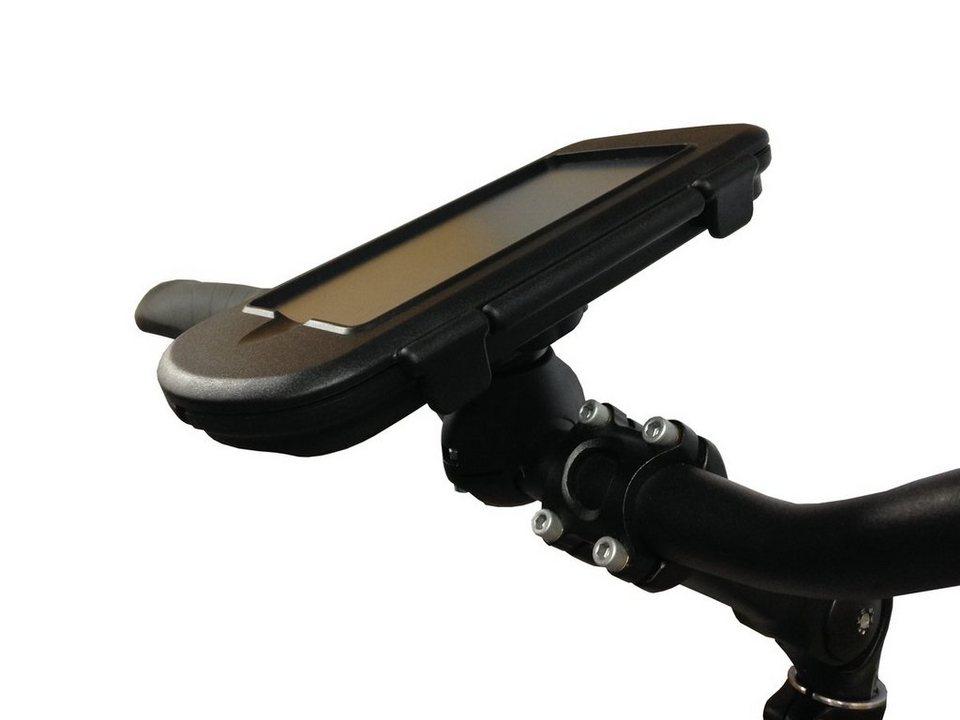 SMAR.T Fahrradschutzcase »phone safe (Größe L)« in Schwarz
