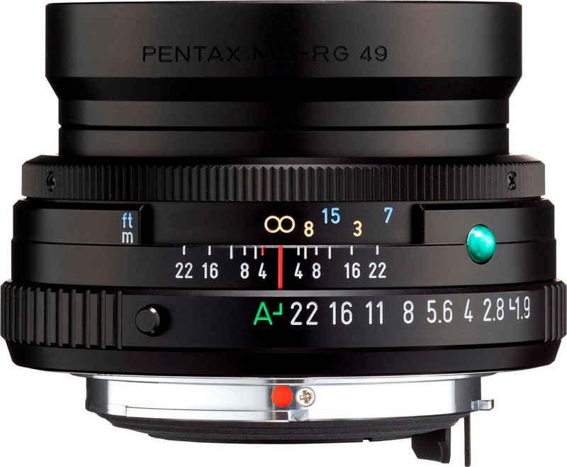 Ricoh Premium »HD PENTAX-FA 43mm F1.9 Limited« Objektiv