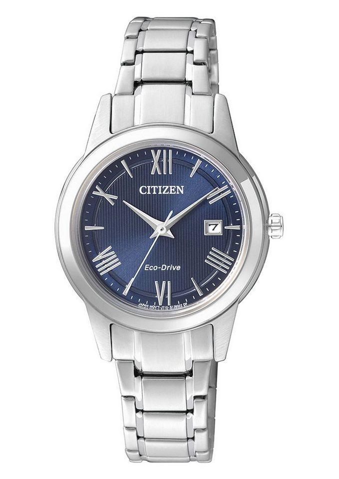 Citizen Quarzuhr »FE1081-59L« in silberfarben
