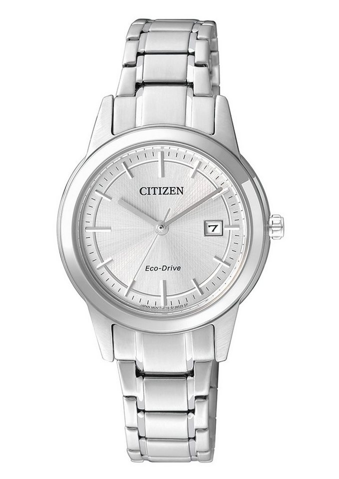 "Citizen, Armbanduhr, ""FE1081-59A"" in silberfarben"