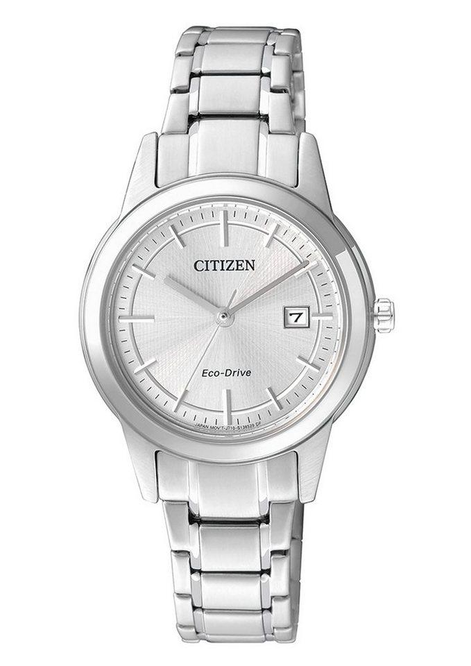 Citizen Quarzuhr »FE1081-59A« in silberfarben