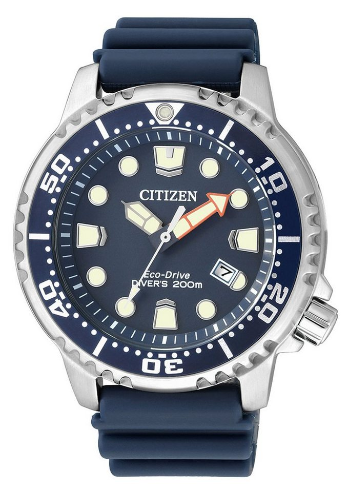 Citizen Solaruhr »BN0151-17L« in blau