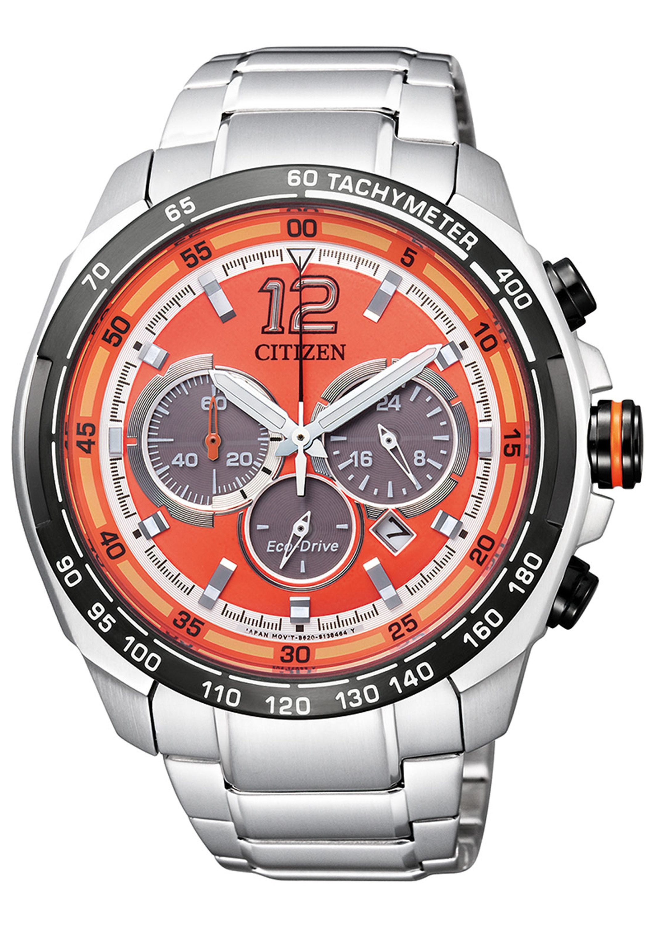 "Citizen, Chronograph, ""CA4234-51X"""