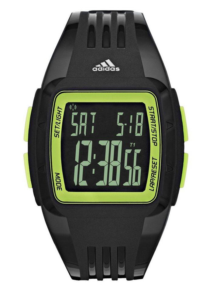 adidas Performance Chronograph »DURAMO, ADP3171« in schwarz