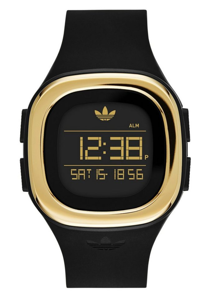 adidas Originals Chronograph »DENVER, ADH3031« in schwarz