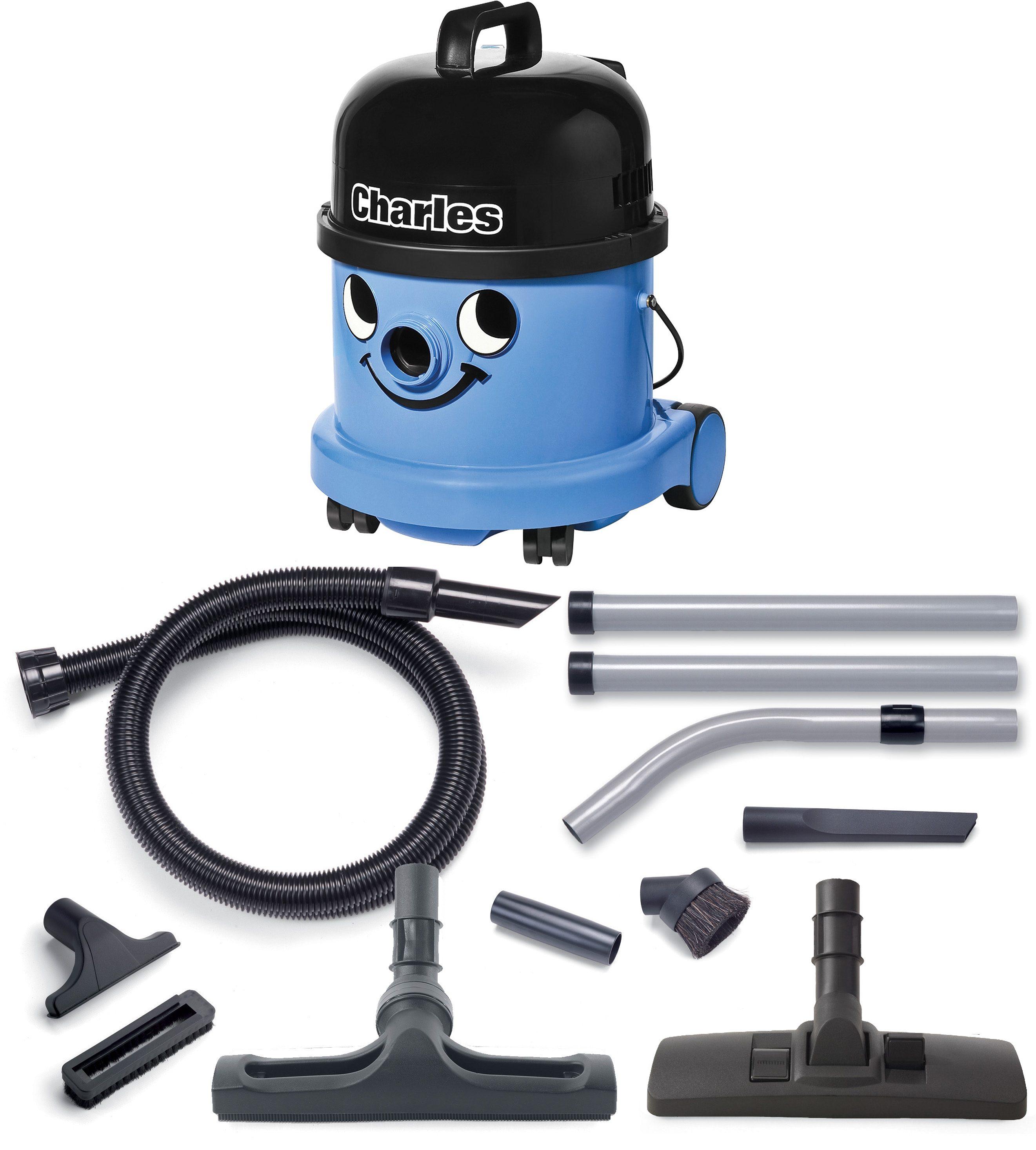 Numatic Nass- und Trockensauger Charles CDC371-2, classic blue