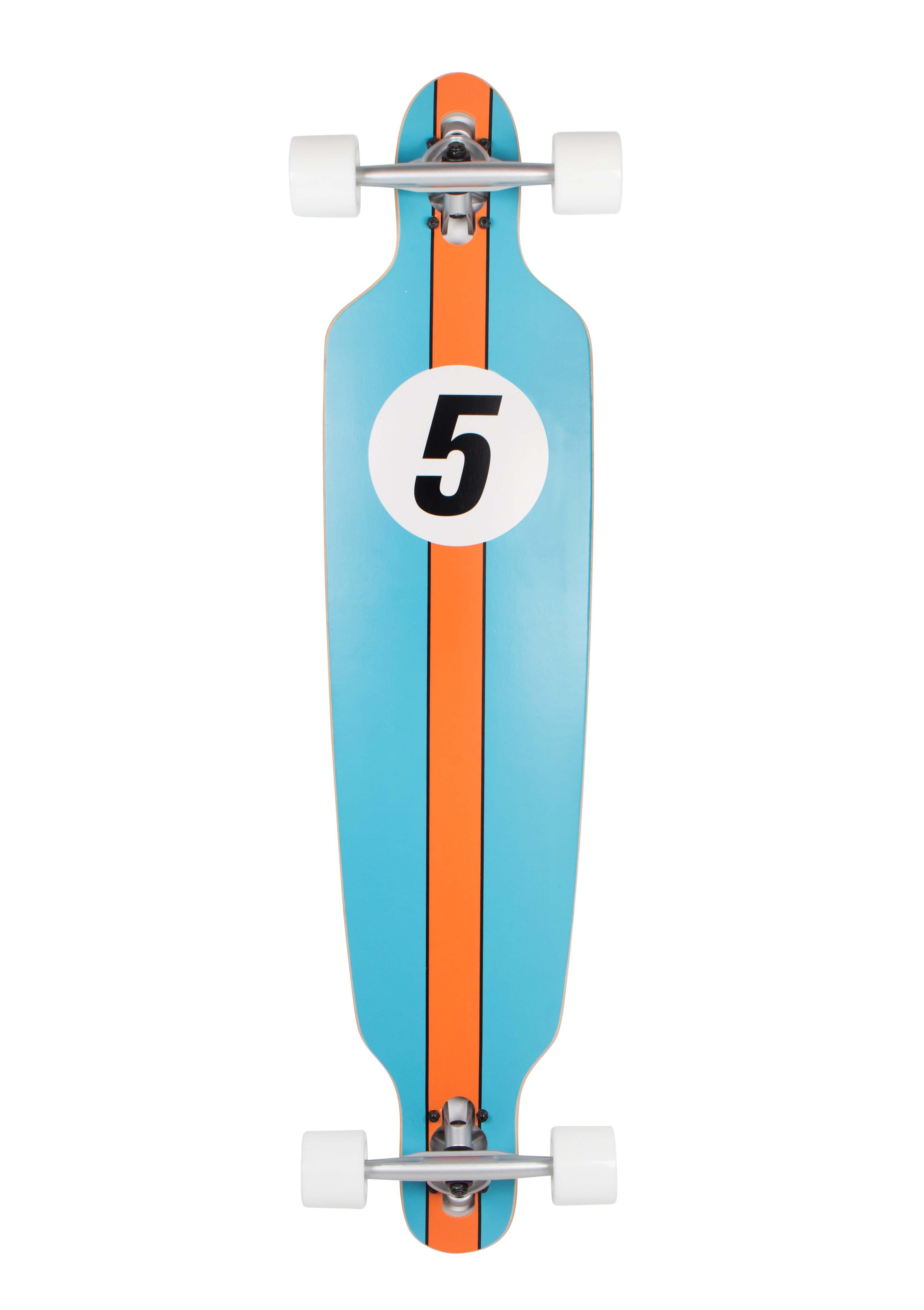 Sportplus Longboard, Longboard Concave - Lowrider, »five2hell SP-SB-101«