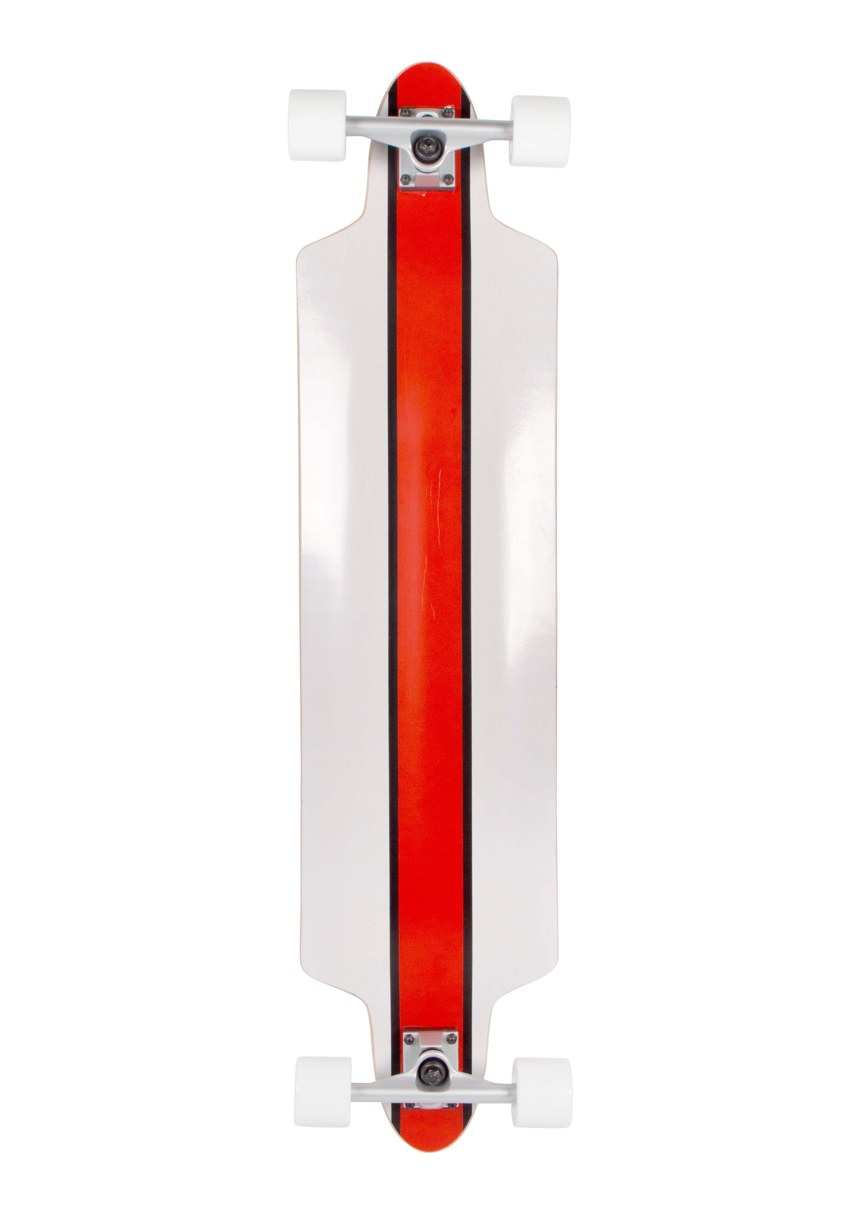 Sportplus Longboard, Longboard Concave - Double Kick, »Redcode SP-SB-104«