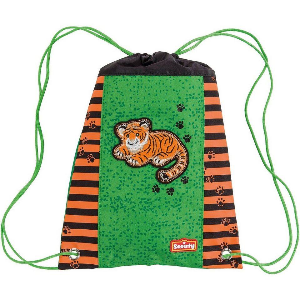 Scout Y Sportbeutel Tiger
