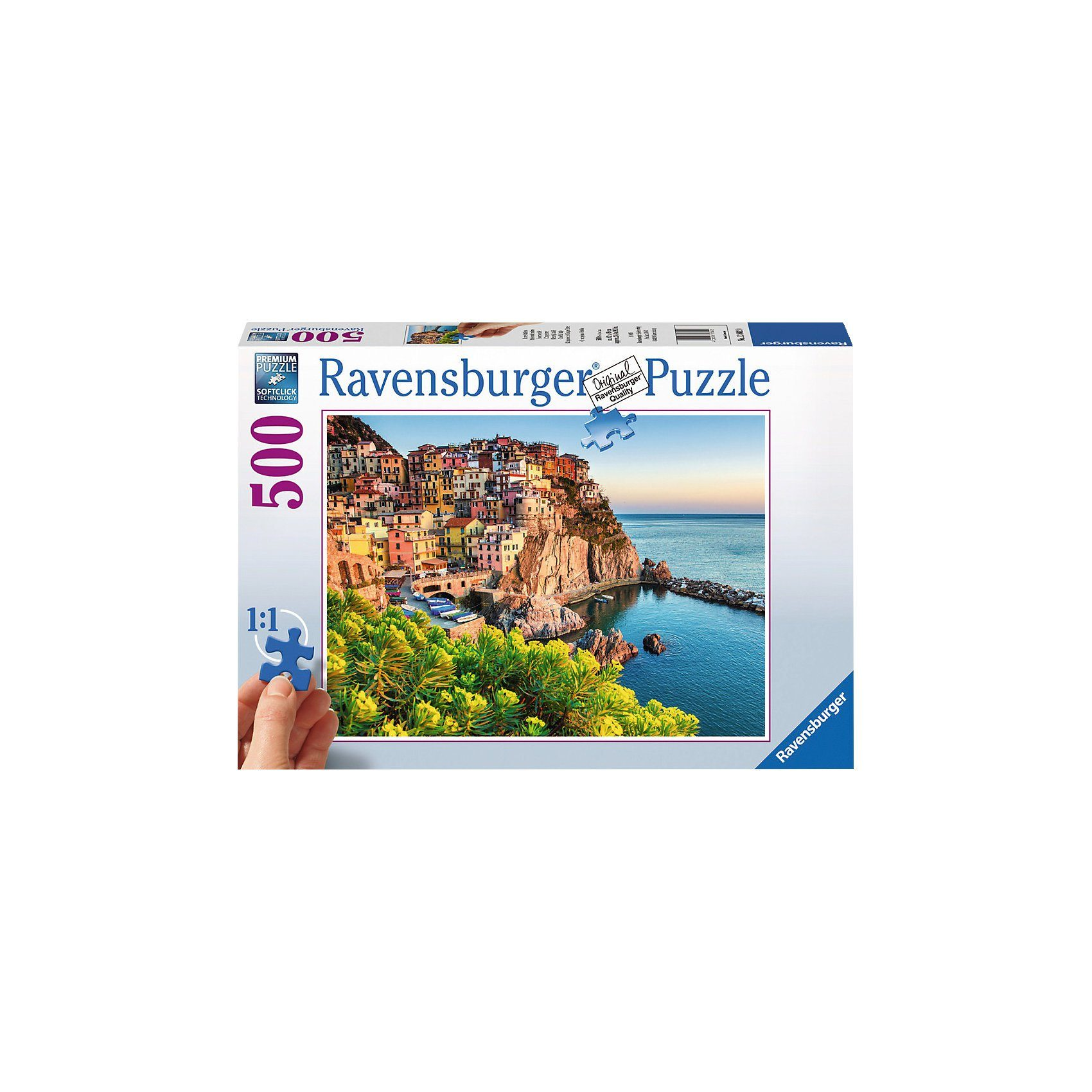 Ravensburger Buntes Italien 500 Teile