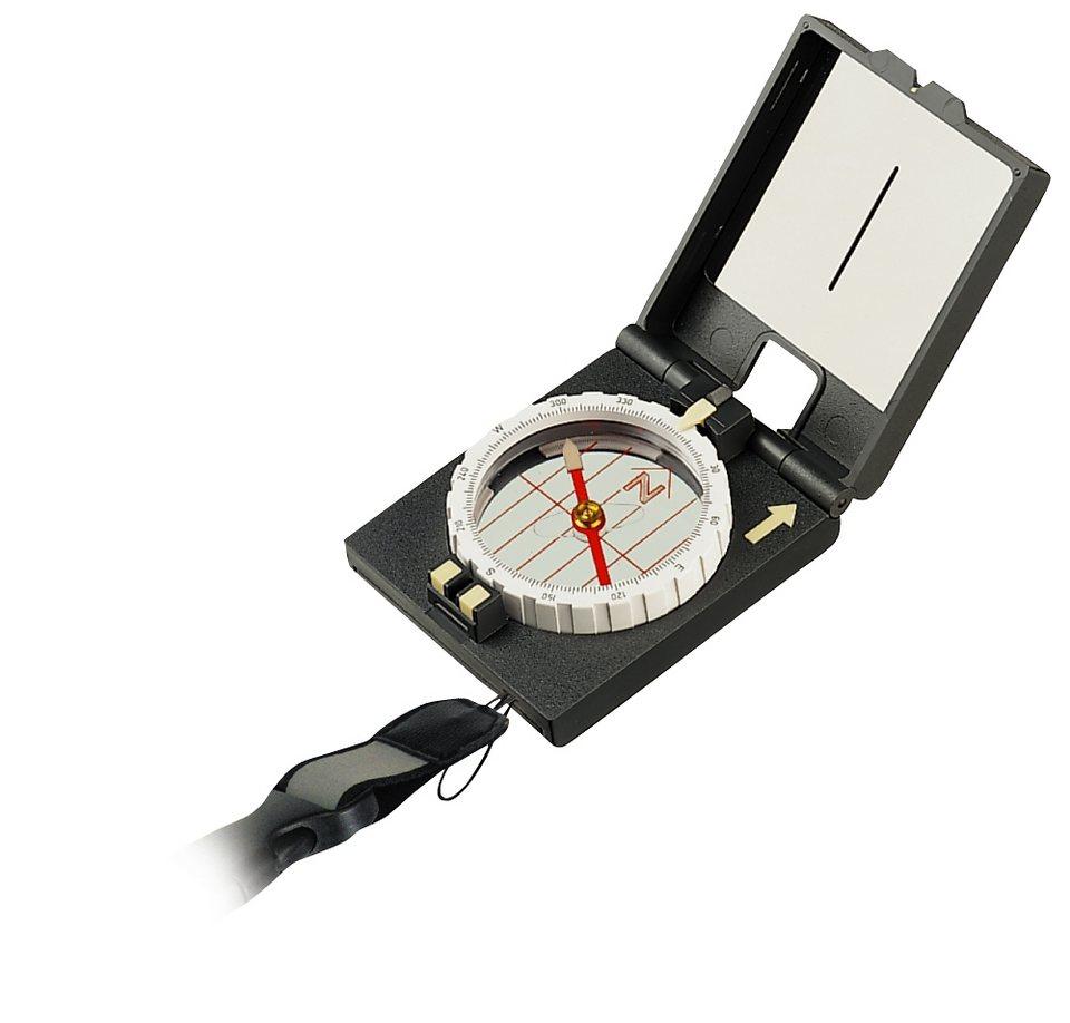 Kasper & Richter Kompass »M1« in grau