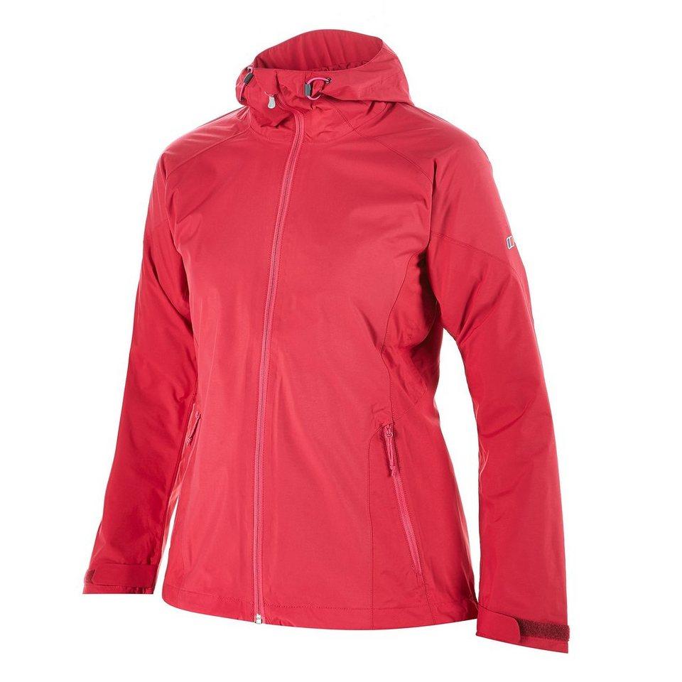 Berghaus Regenjacke »Fastrack Jacket Women« in pink