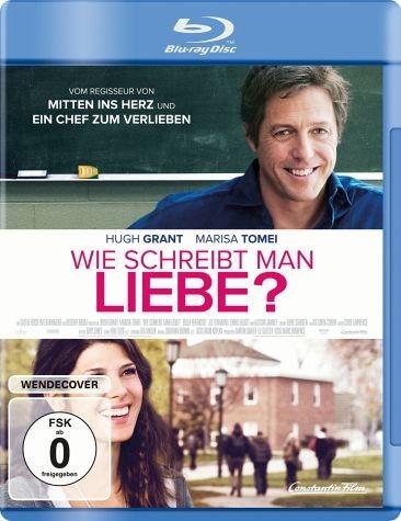 Blu-ray »Wie schreibt man Liebe?«