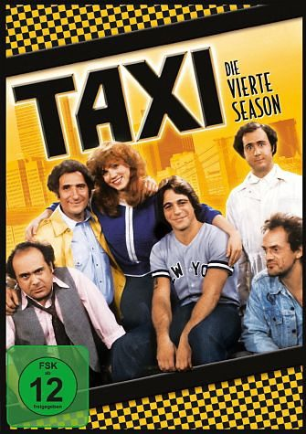 DVD »Taxi - Die vierte Season (3 Discs)«
