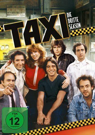 DVD »Taxi - Die dritte Season (4 Discs)«