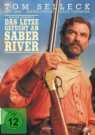 DVD »Das letzte Gefecht am Saber River«