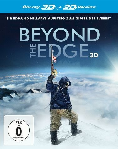 Blu-ray »Beyond the Edge - Sir Edmund Hillarys Aufstieg...«