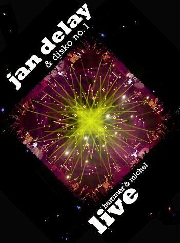 DVD »Jan Delay - Hammer & Michel«