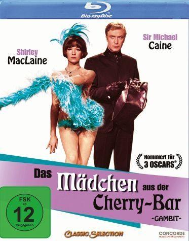 Blu-ray »Das Mädchen aus der Cherry-Bar«