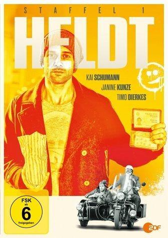 DVD »Heldt - Staffel 1 (2 Discs)«