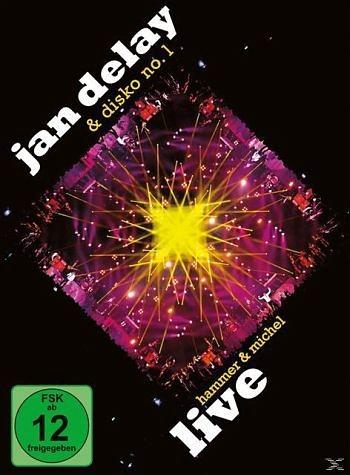 Blu-ray »Jan Delay - Hammer & Michel«