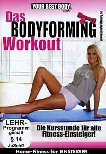 DVD »Your Best Body - Das Bodyforming Workout«