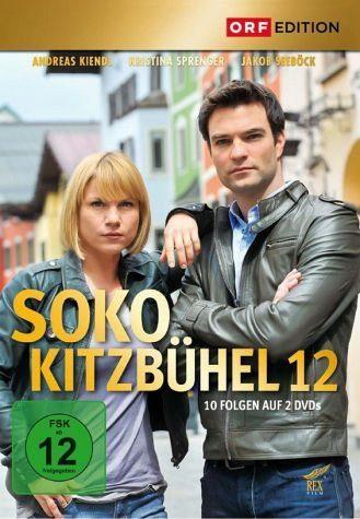 DVD »SOKO Kitzbühel 12«
