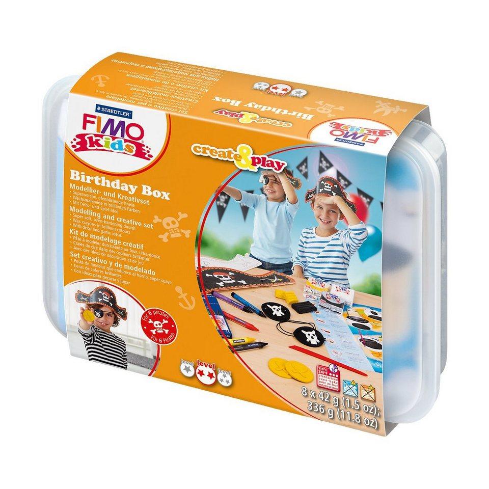 FIMO kids Create & Play Partypack Pirat