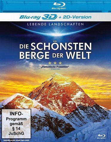 Blu-ray »Die schönsten Berge der Welt (Blu-ray 3D)«