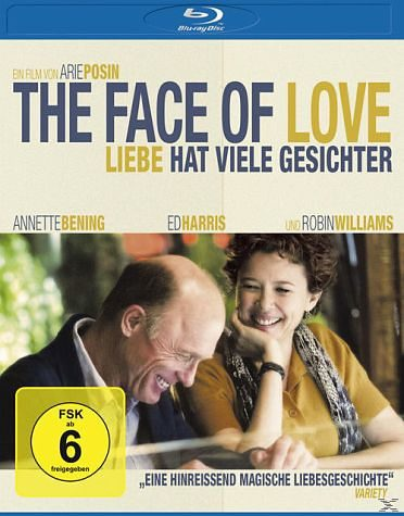 Blu-ray »The Face of Love - Liebe hat viele Gesichter«