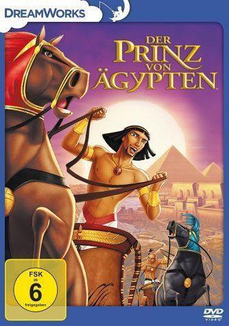 DVD »Der Prinz von Ägypten«