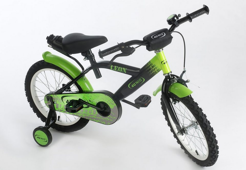 4uniq kinderfahrrad 16 zoll 1 gang leon otto. Black Bedroom Furniture Sets. Home Design Ideas